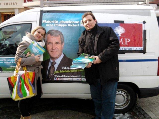 Campagne pour Philippe RICHERT