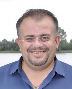 Stéphane Bourhis est conseiller municipal UMP à Hoenheim