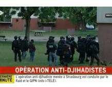 Opération anti-Jihadistes : Soutien aux forces de polices et de gendarmerie