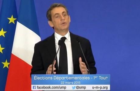 Elections départementales : l'UMP est le 1er parti de France, l'alternance est en marche, rien ne l'arrêtera !