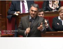 Antoine HERTH : «On a perverti la voix de l'Alsace»