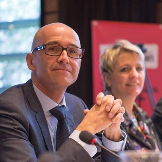 BIERRY Frédéric - Président Conseil départemental du Bas-Rhin