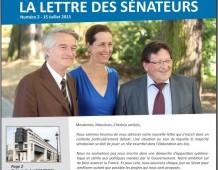 La Lettre des Sénateurs Républicains du Bas-Rhin, N°2